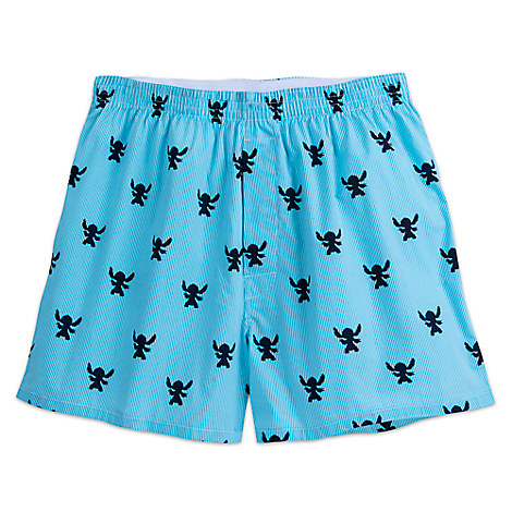 Stitch Boxer Shorts for Men