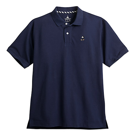 Mickey Mouse Polo for Men - Navy