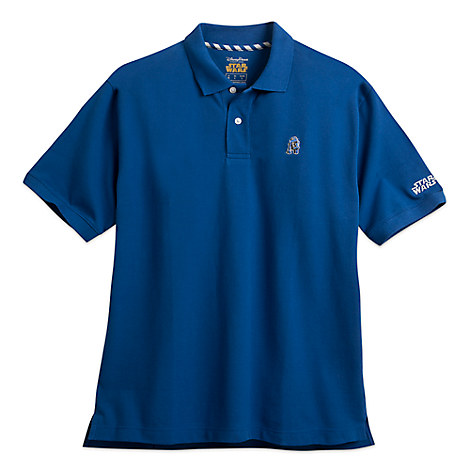 R2-D2 Polo for Men - Star Wars
