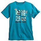 Mickey Mouse and Friends Sleep Tee for Men