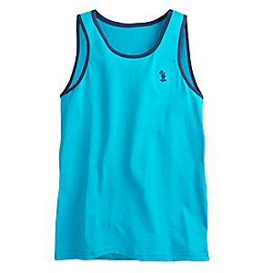 Mickey Mouse Tank Top for Men – Teal