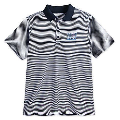 Disney Cruise Line 2017 Striped Polo Shirt for Men by NikeGolf