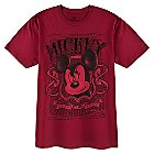 Mickey Mouse Coat of Arms Tee for Men - Walt Disney World