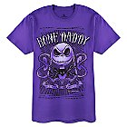 Jack Skellington Coat of Arms Tee for Men - Walt Disney World