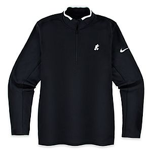 Mickey Mouse Therma-Fit Pullover for Men by NikeGolf – Navy