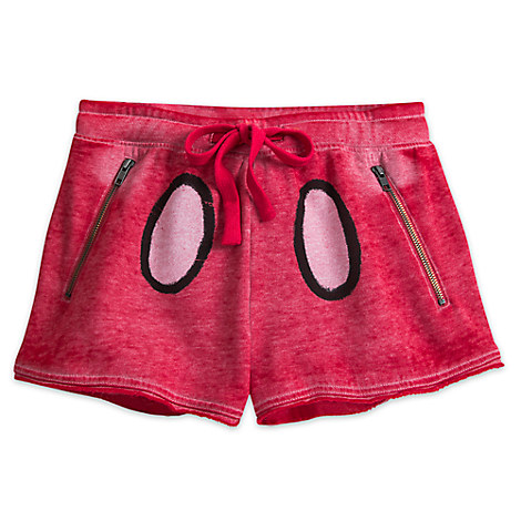 Mickey Mouse Shorts for Women by Disney Boutique