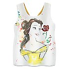 Belle Tank Top for Women by Disney Boutique