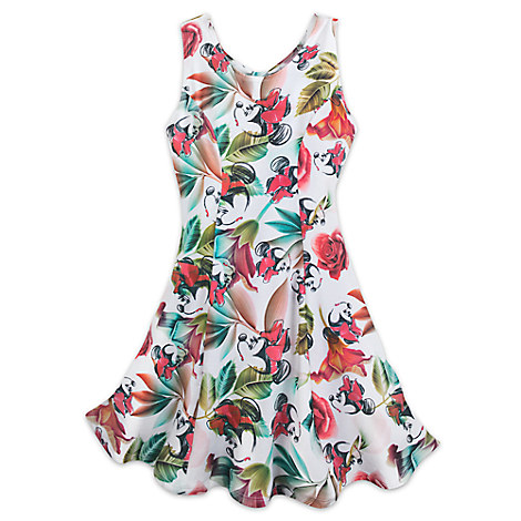 Minnie Mouse Tropical Dress for Women by Disney Boutique