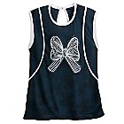 Minnie Mouse Bow Nautical Tank Top for Women by Disney Boutique