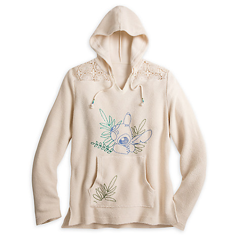 Stitch Pullover Hoodie for Women