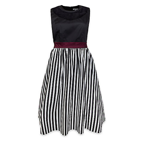 Pirates of the Caribbean Striped Dress for Women