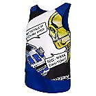 R2-D2 and C-3P0 Tank Top for Women by Star Wars Boutique