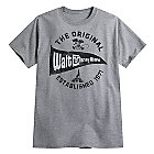Walt Disney World Pennant Tee for Adults - Gray