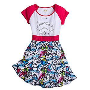 Stormtrooper Jersey Dress For Women by Star Wars Boutique