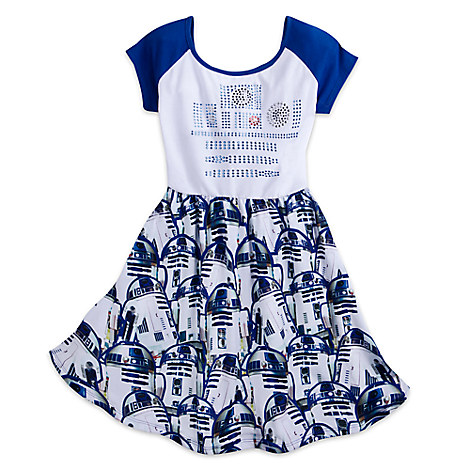 R2-D2 Jersey Dress For Women by Star Wars Boutique