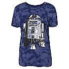 R2-D2 Fashion Tee for Women by Star Wars Boutique