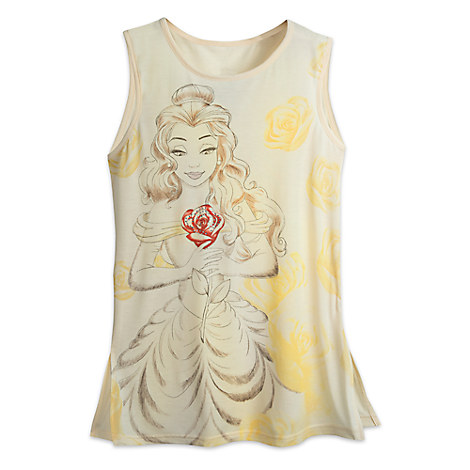 Belle Tank Tee for Women