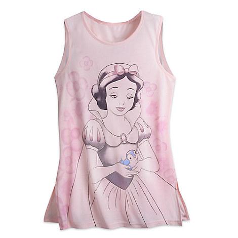 Snow White Tank Tee for Women