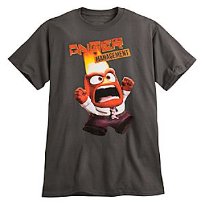 Anger Tee for Adults - Disney•Pixar Inside Out