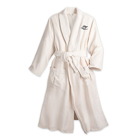 Disney Cruise Line Bathrobe for Adults