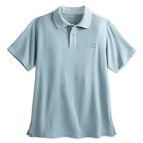 Disney Cruise Line Polo for Men - Sea Green