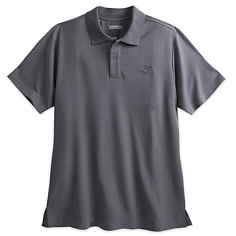 Disney Cruise Line Polo for Men - Gray