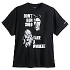 Han Solo and Chewbacca runDisney Performance Tee for Adults