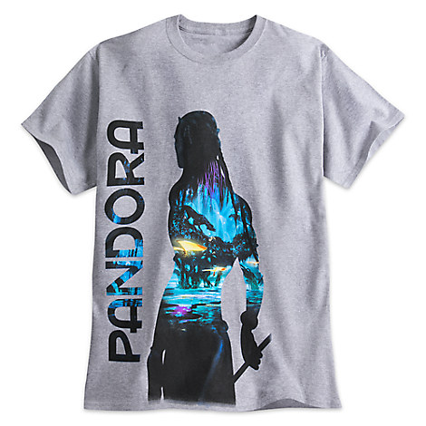 Pandora - The World of Avatar Na'vi Tee for Adults