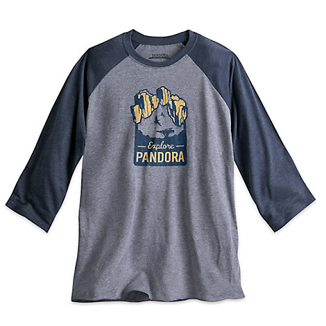 Pandora - The World of Avatar Raglan Tee for Adults
