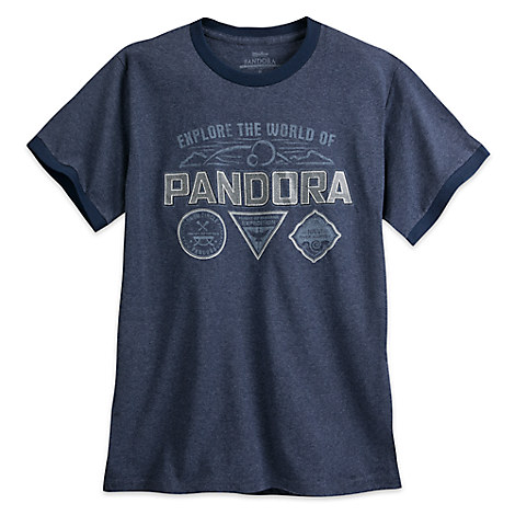 Pandora - The World of Avatar Logo Ringer Tee for Adults