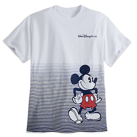 Mickey Mouse Graphic Tee for Adults - Walt Disney World