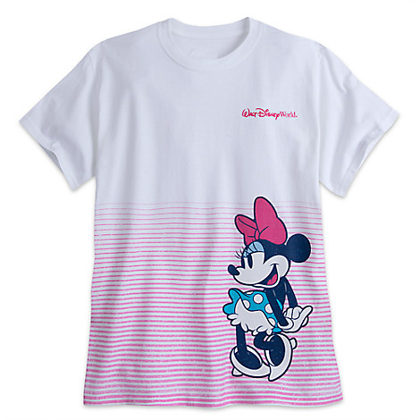 Minnie Mouse Graphic Tee for Adults - Walt Disney World