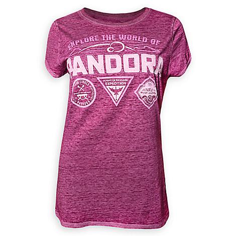 Pandora - The World of Avatar Badge Tee for Women