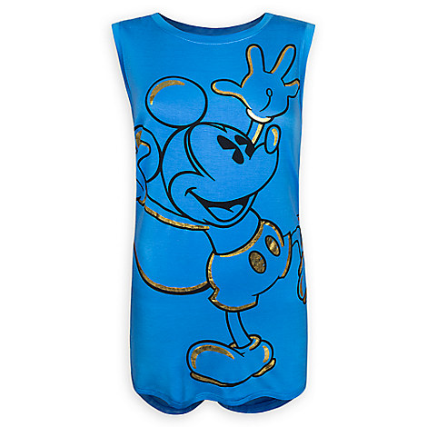 Mickey Mouse Tank Tee for Women