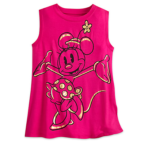 Minnie Mouse Tank Tee for Women