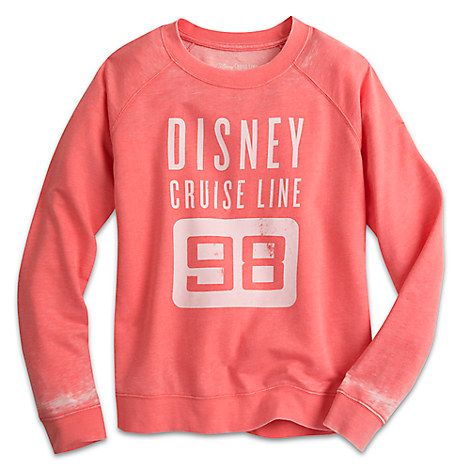Disney Cruise Line Sweatshirt for Women