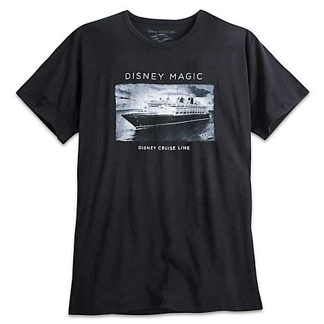 Disney Magic Tee for Men - Disney Cruise Line