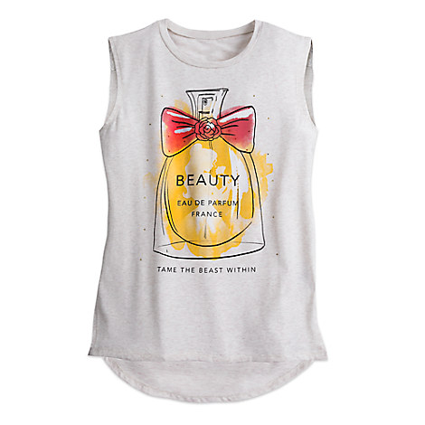 Belle Perfume Fashion Top for Women by Disney Boutique