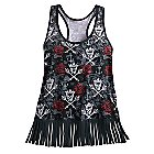 Pirates of the Caribbean Fringed Tank Top for Women by Disney Boutique