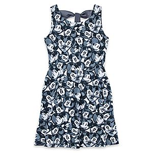 Mickey and Minnie Mouse Hearts Dress for Women by Disney Boutique