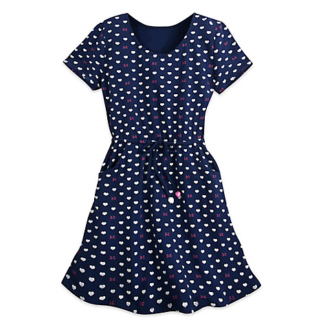 Minnie Mouse Bow Knit Dress for Women by Disney Boutique