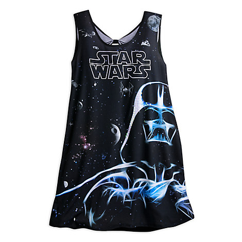Darth Vader Dress for Women by Star Wars Boutique