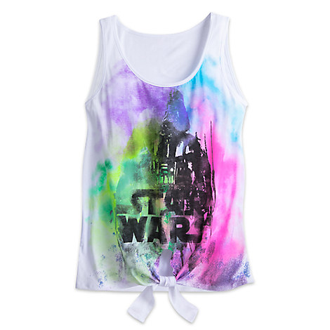 Darth Vader Tank Tee for Women by Star Wars Boutique
