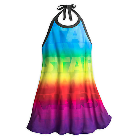 Star Wars Logo Rainbow Dress for Women by Star Wars Boutique