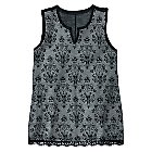 The Haunted Mansion Tank Top for Women by Disney Boutique