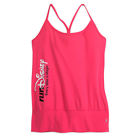 runDisney Performance Double Back Tank Top for Women by Champion®