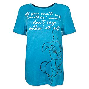 Thumper Tee for Women by Disney Boutique