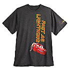 Lightning McQueen runDisney Performance Tee for Adults