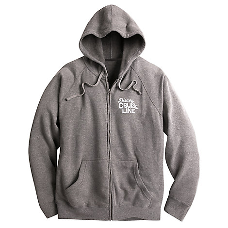 Mickey Mouse and Friends Hoodie for Adults - Disney Cruise Line