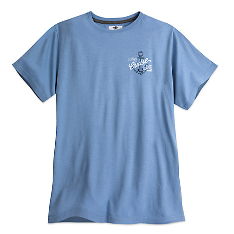 Mickey Mouse Tee for Men - Disney Cruise Line